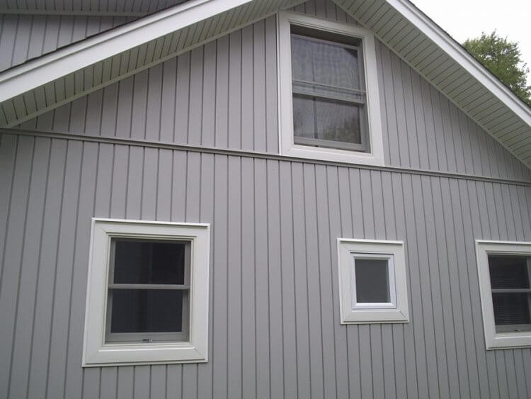 Board and Batten Siding For Home Exterior