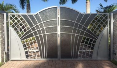 How Make Your Driveway Gates Look Fascinating in Simple Ways 2