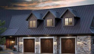 10 Astonishing Ideas for Garage Doors to Try at Home 5