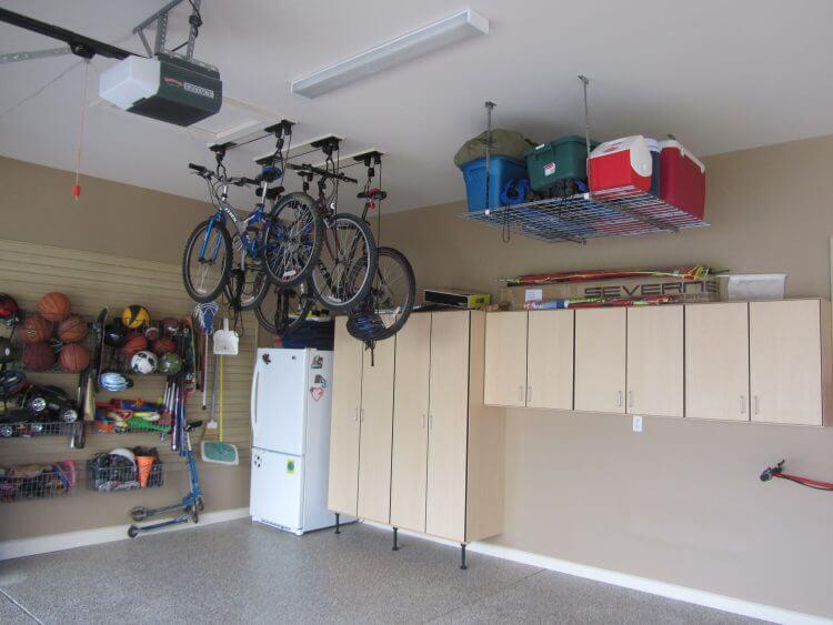 Overhead Garage Storage 26