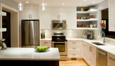 6 Small Kitchen Remodel Ideas that Spruce Your Kitchen Up 3