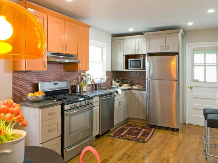 6 Small Kitchen Remodel Ideas that Spruce Your Kitchen Up 5