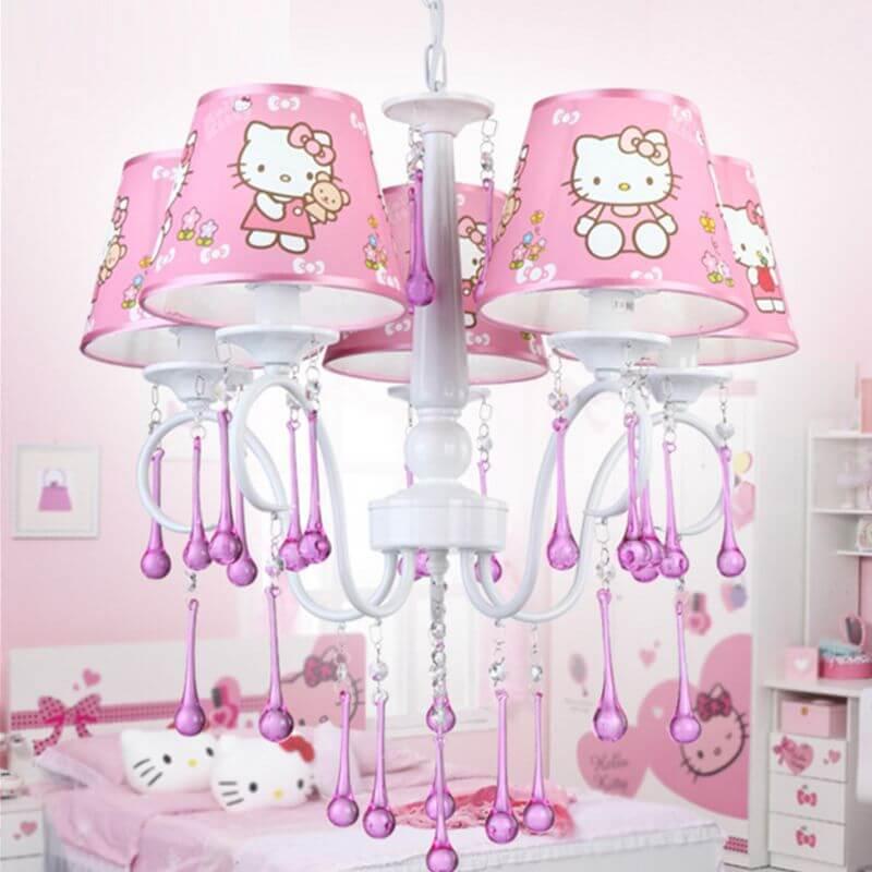 Hello Kitty Chandelier Decoration