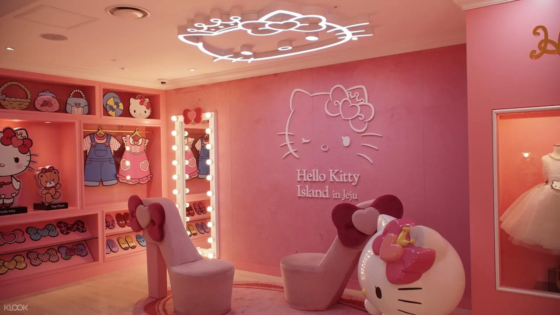 Hello Kitty Lamp Decoration