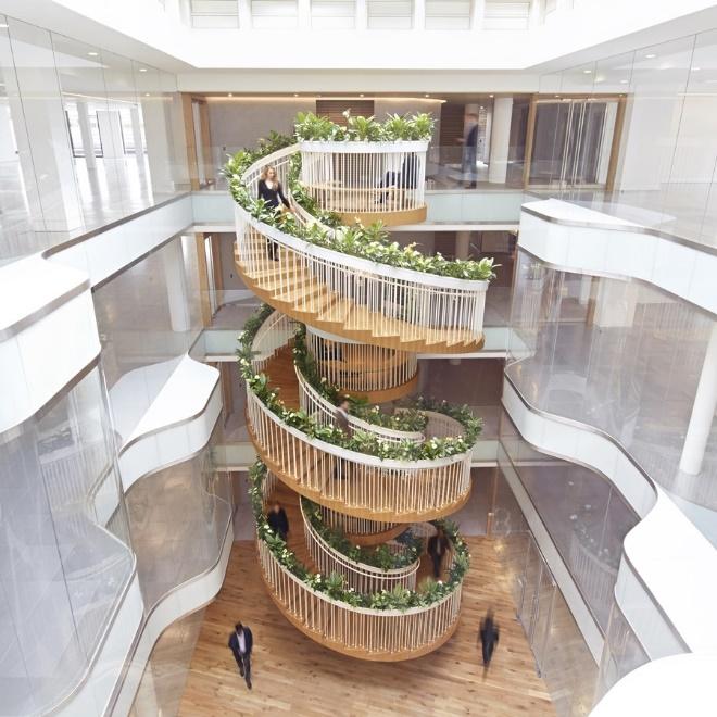 Spiral Stairway Ideas