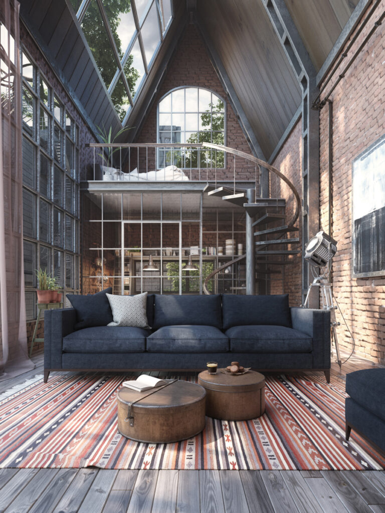 Spiral Staircase Design