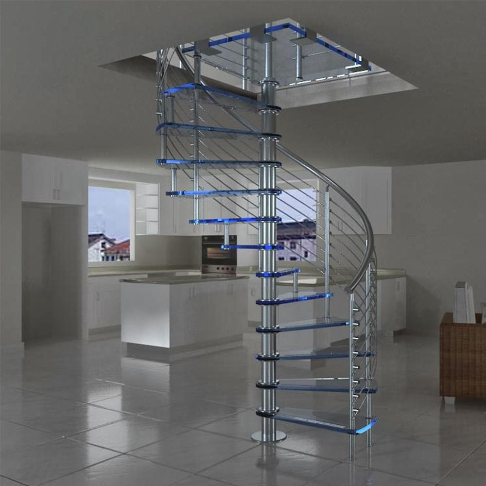 Spiral Staircase Design Ideas 2