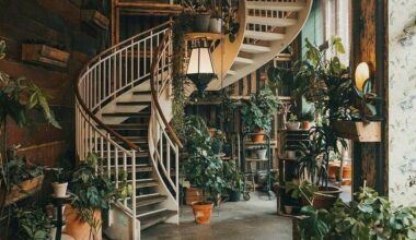 Spiral Staircase Design Ideas 8