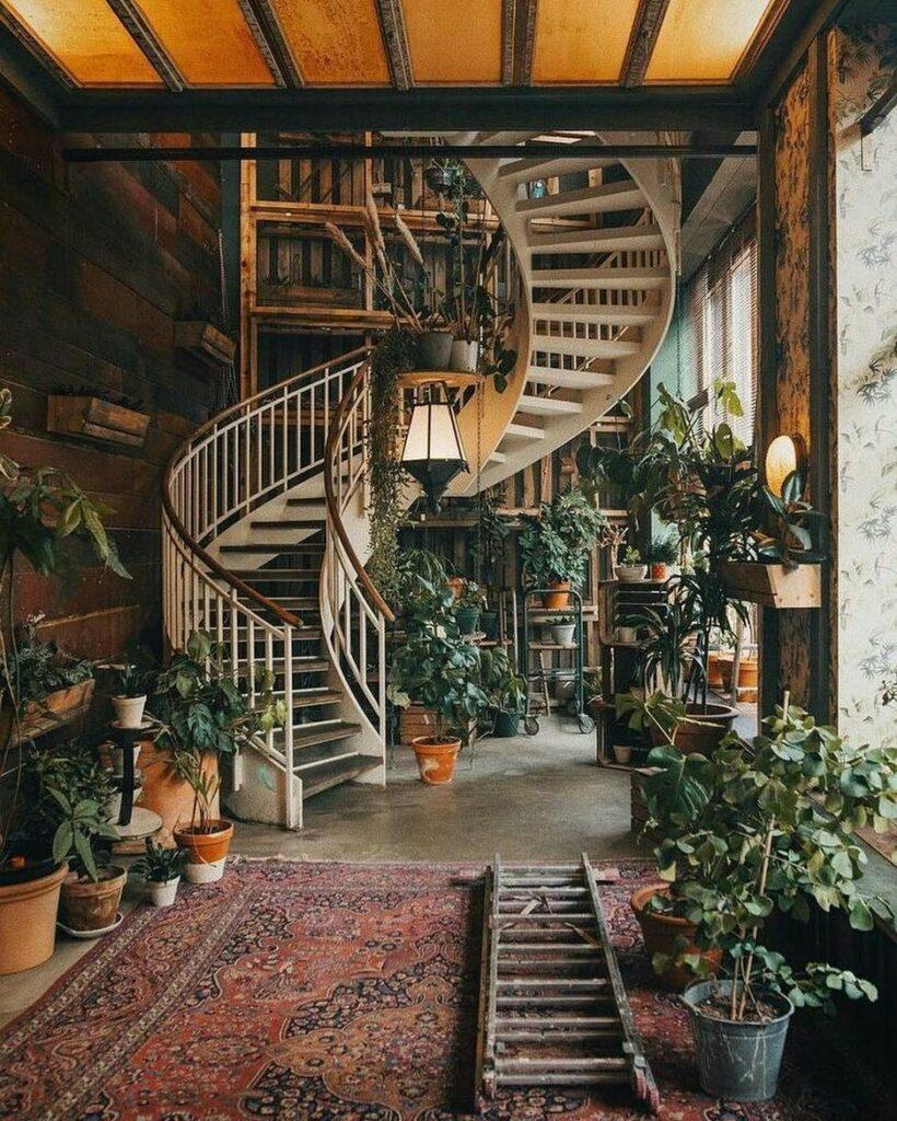 Spiral Staircase Design Ideas 1