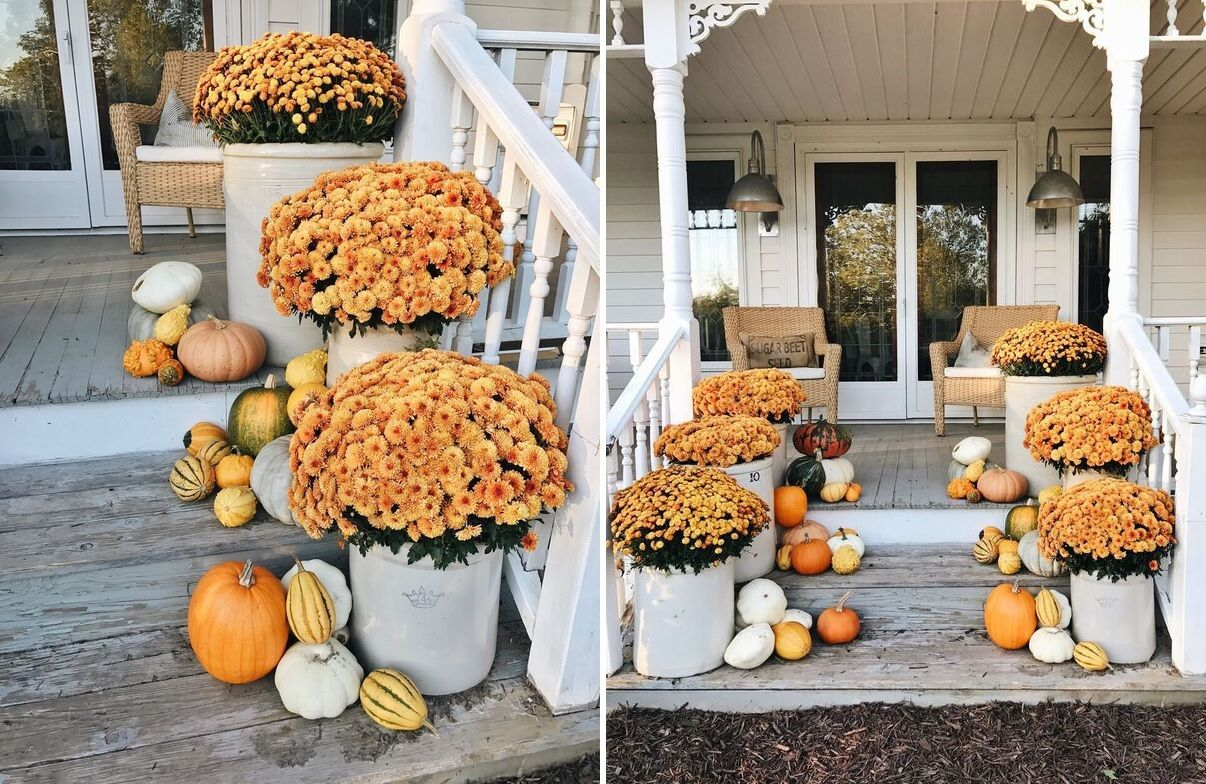 3 Easy Autumn Designing Suggestions For Your Porch 2