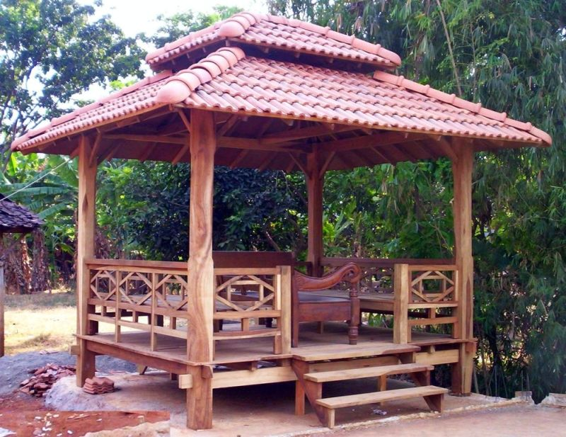 Difference Between Arbors, Pergolas, Gazebos, and Pavilions 39
