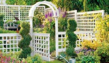 A Guide to Different Types of Decorative Garden Fences 4