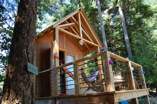 Cost to Build a Treehouse
